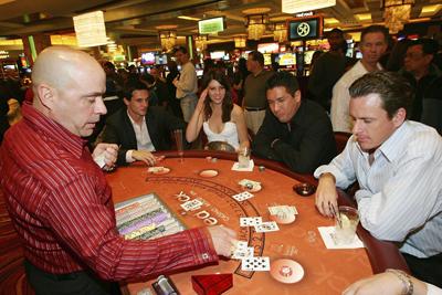 gambling players