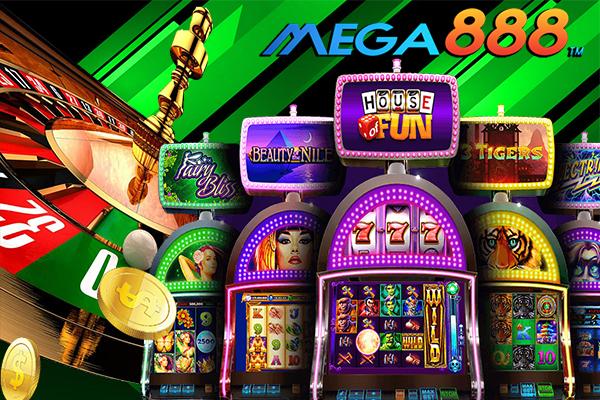 mega888 online slots game